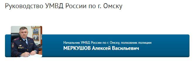 Начальник полиции Омска избил человека в метро