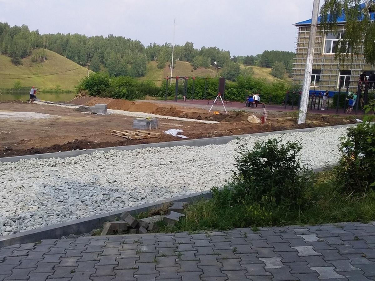 """На лыжно-лодочной станции """"Металлист"""" продолжается реконструкция"""