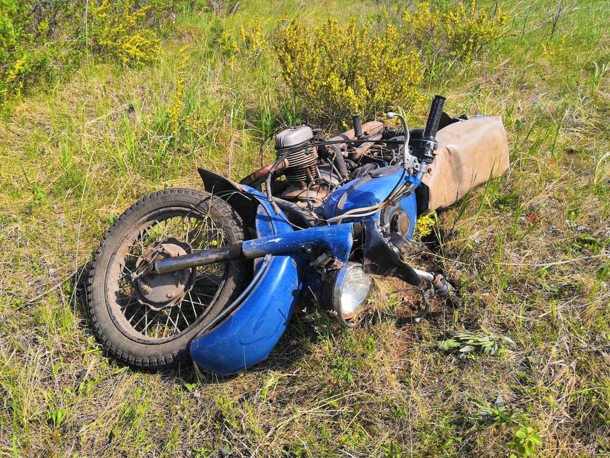 ГИБДД ищет свидетелей аварии на Барабановском тракте