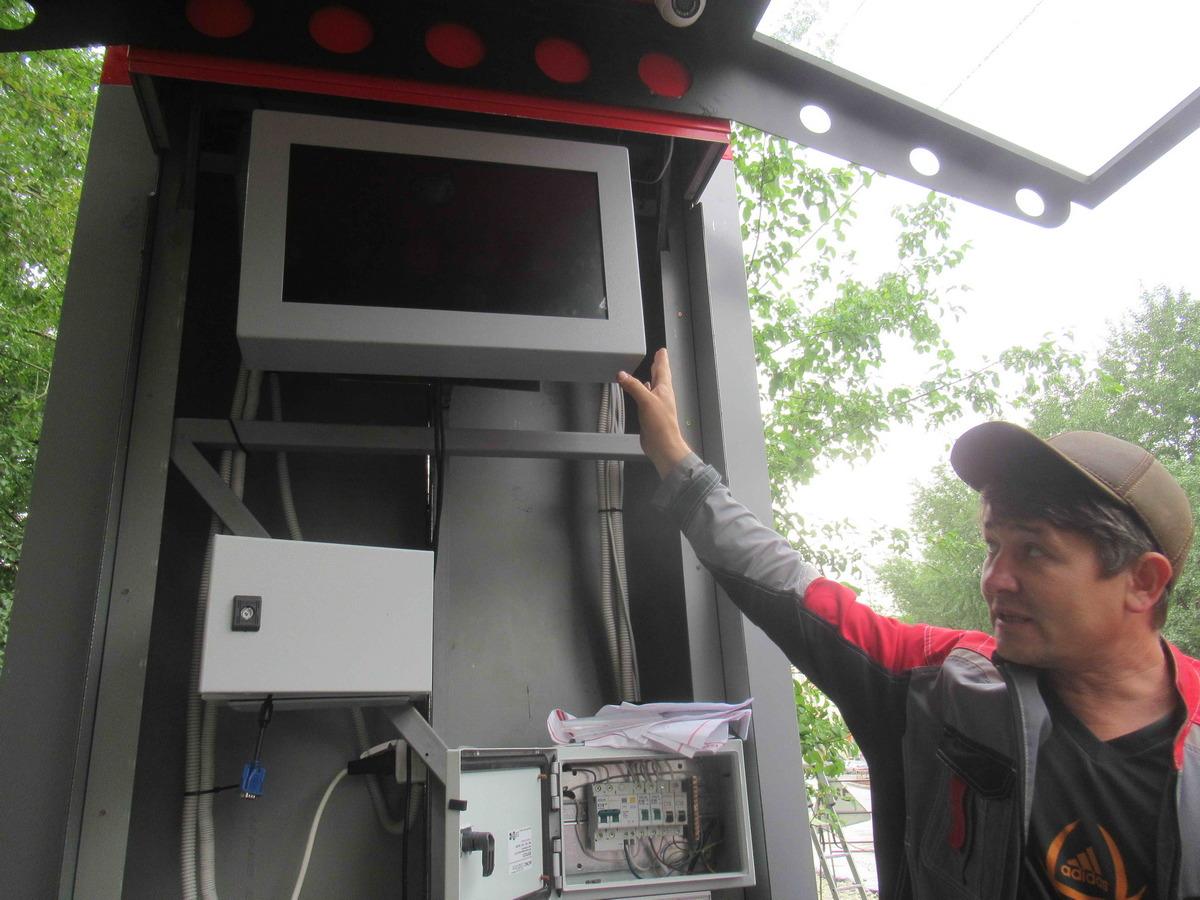 Умная остановка в Каменске-Уральском: что появится на объекте в полмиллиона рублей
