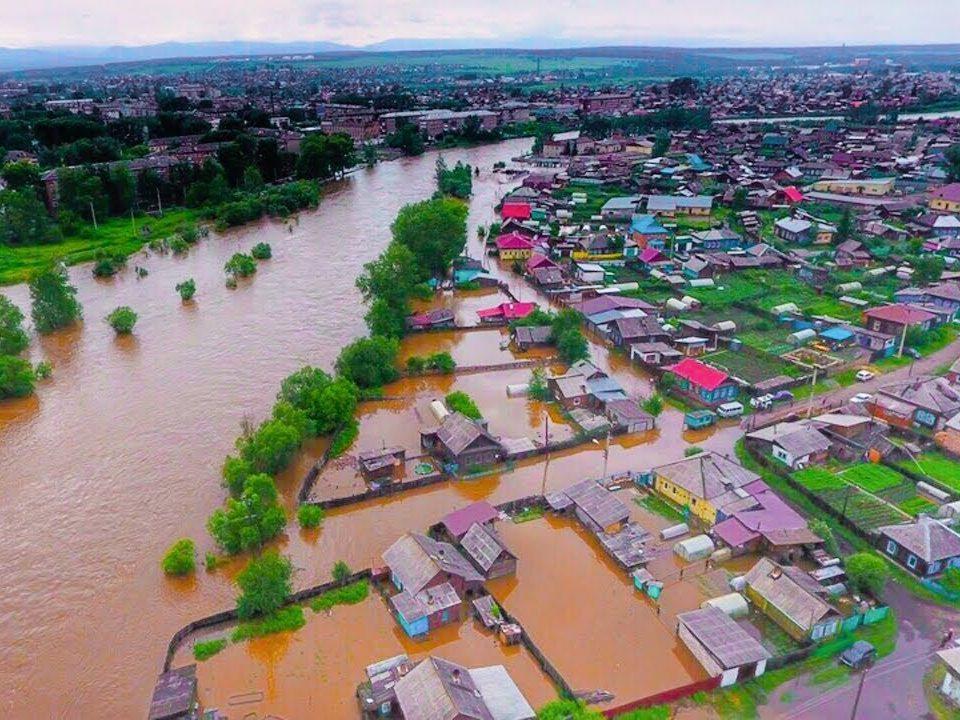 В Иркутской области возможна новая эвакуация из-за паводка