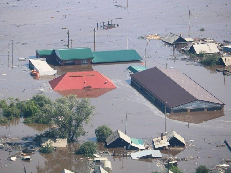 Паводок в Иркутской области: 18 погибших, более 200 пострадавших