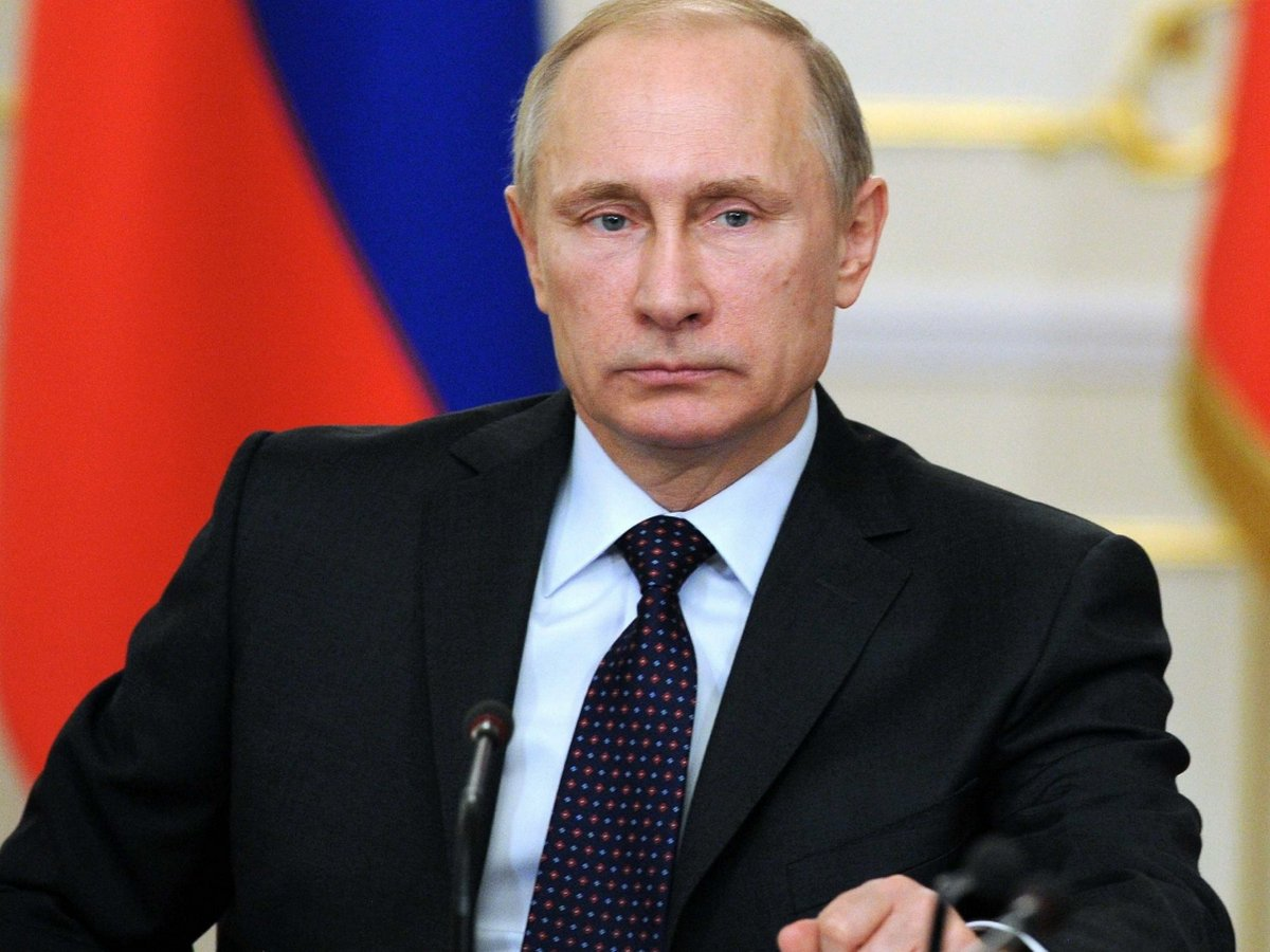 Путин поручил военным заняться тушением пожаров в Сибири