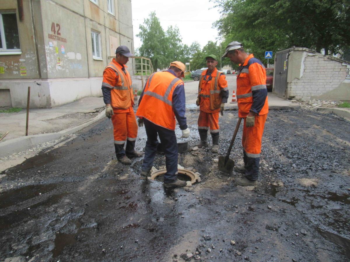 Ремонт дорог в Каменске-Уральском: что предстоит сделать?