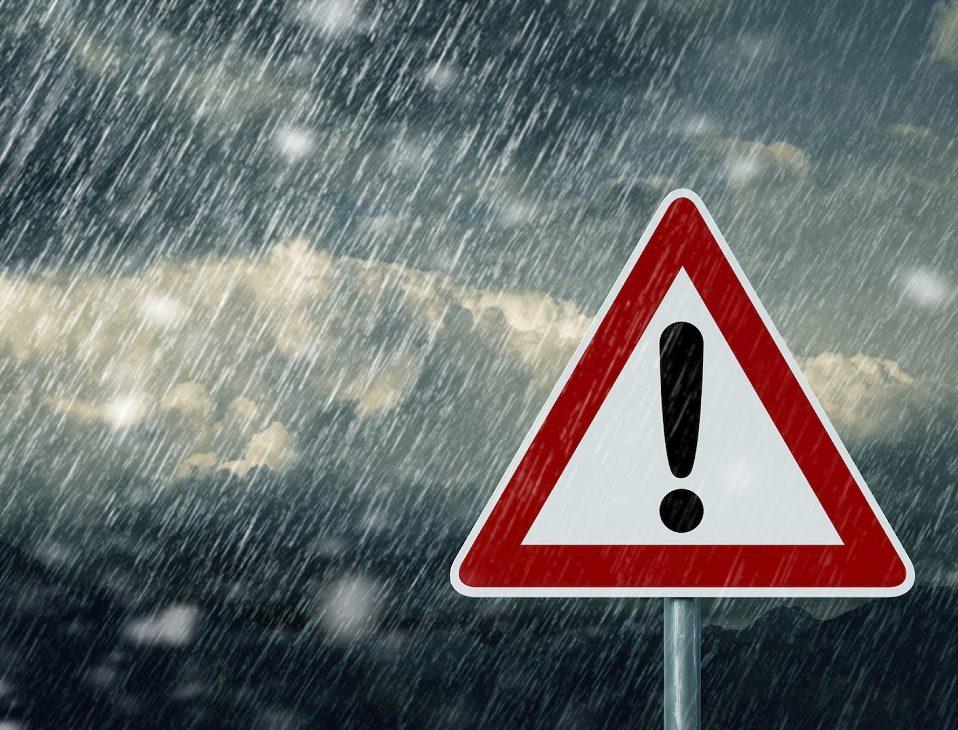 МЧС объявило штормовое предупреждение в Свердловской области