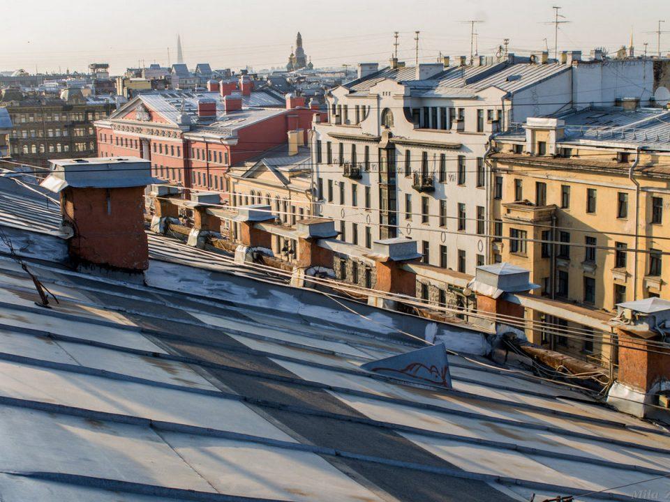 Беглов назвал туристов на крышах главной проблемой Санкт-Петербурга