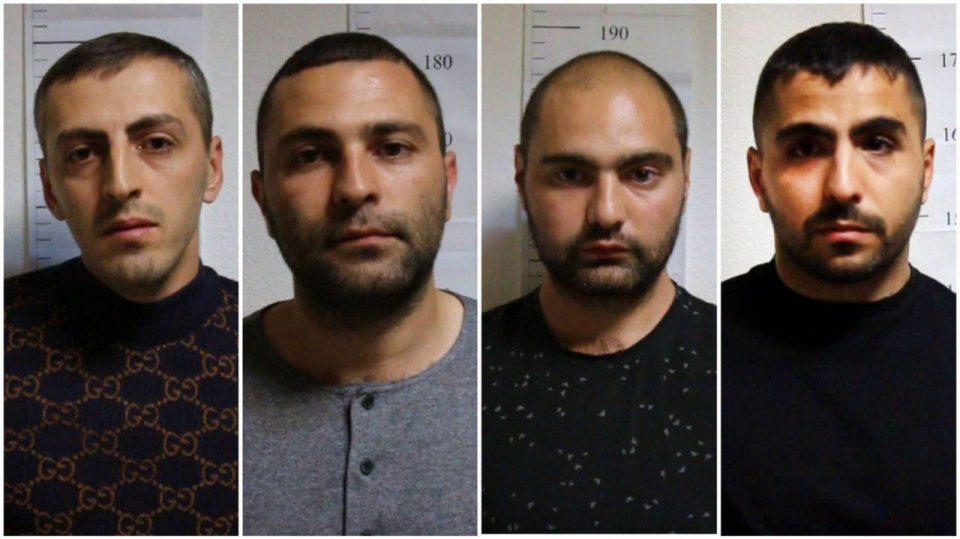 Стрельба в ТРЦ Кристалл в Тюмени: подробности задержания преступников