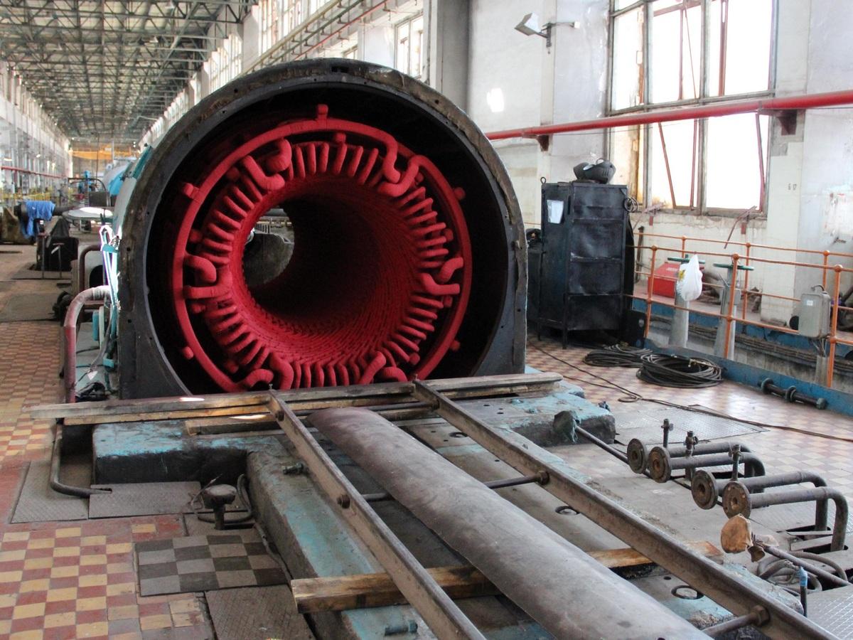 Красногорская ТЭЦ готовится к отопительному сезону