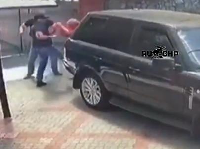 В Запорожье убит вор в законе Алексей Петров (видео)