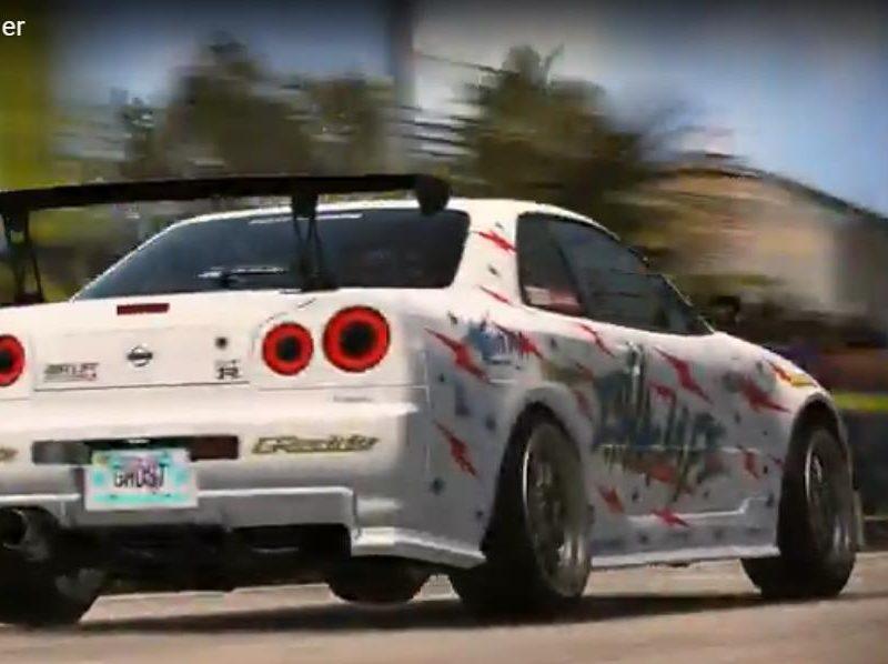 Трейлер-анонс вышел к игре Need for Speed HEAT