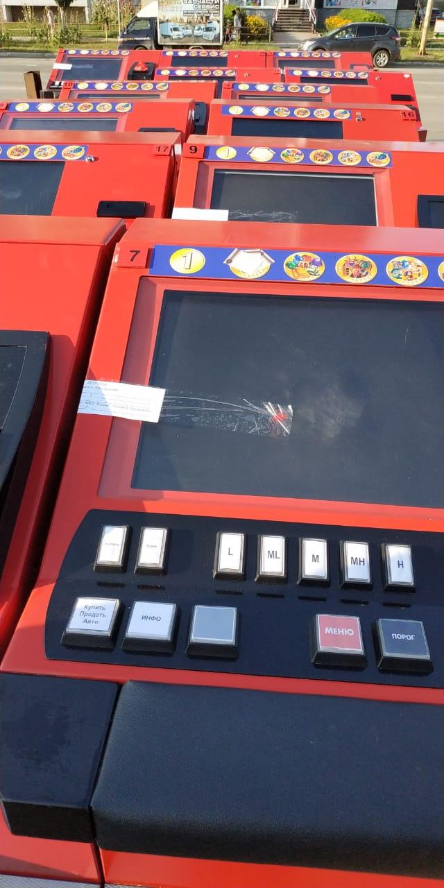 Зал с игровыми автоматами нашли в ТЦ Колизей в Каменске-Уральском