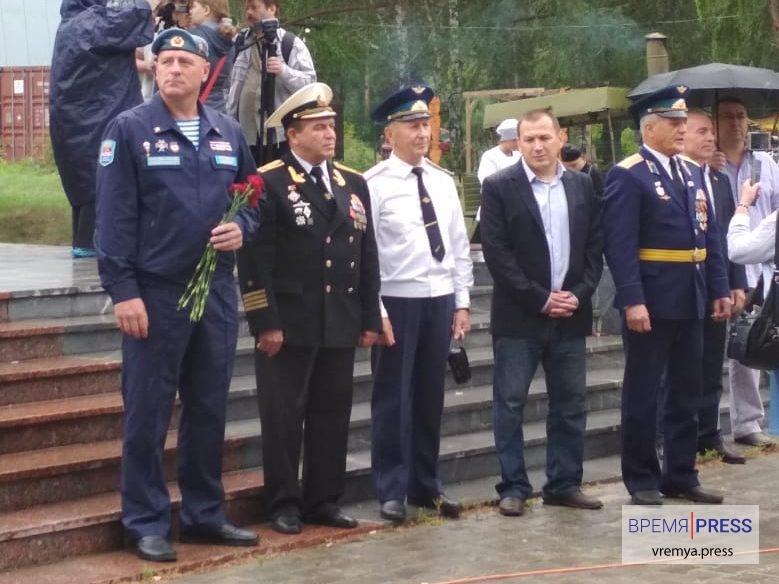 День ВВС отметили в Каменске-Уральском