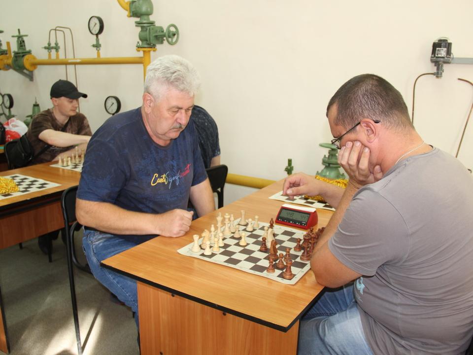 На Уральском алюминиевом заводе прошло первенство по шахматам