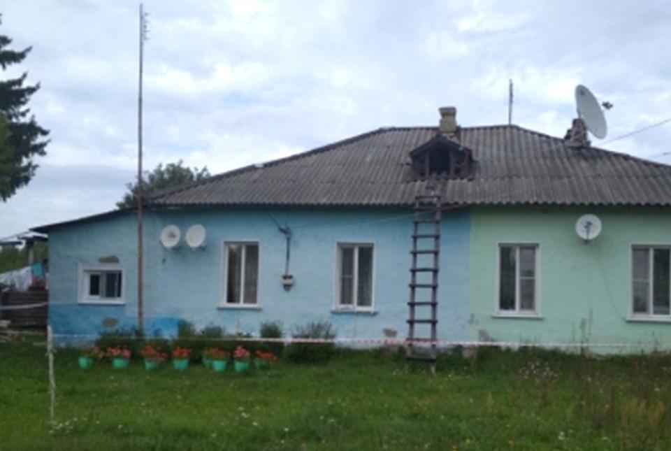 Подросток в Ульяновской области зарубил топором всю свою семью