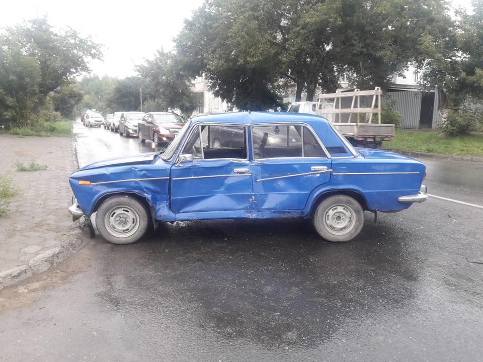 ГИБДД прокомментировала аварию с автобусом в Старом Каменске