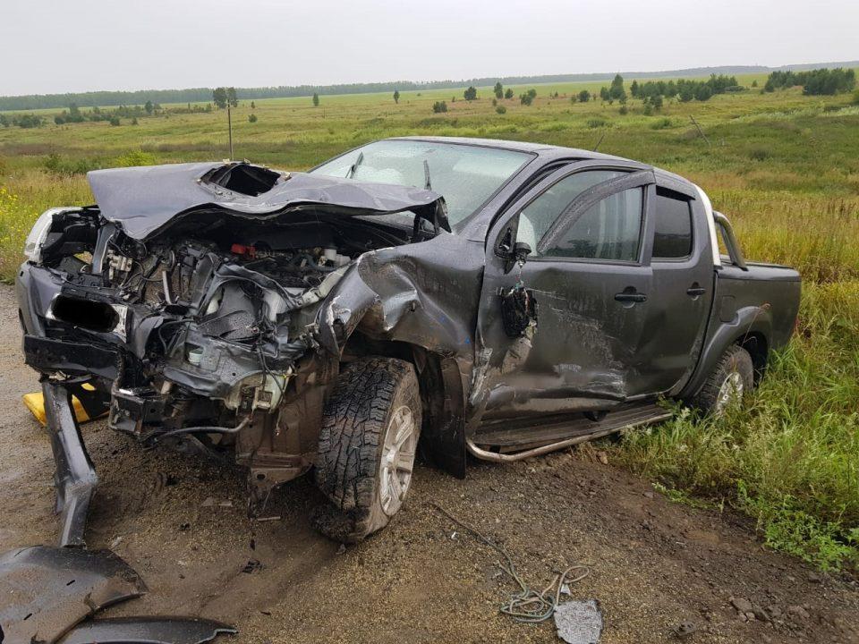 ГИБДД рассказала подробности ДТП с пострадавшим в Каменском районе