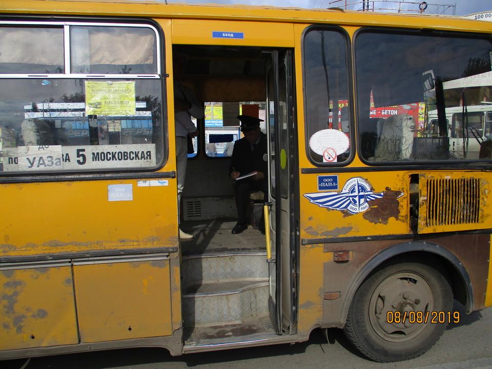 "60 нарушений за 4 дня: ГИБДД подвела итоги операции ""Автобус"""