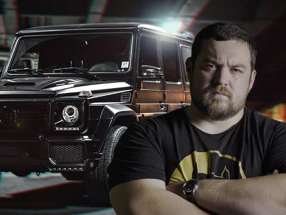 Автоблогер Давидыч приехал в Екатеринбург на благотворительный автопробег