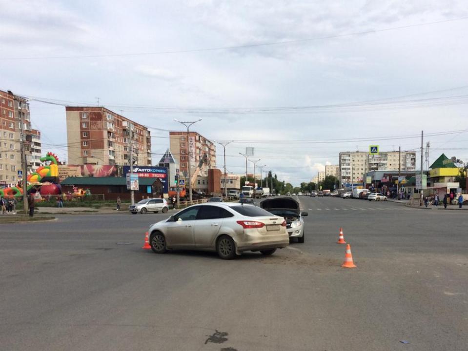 В Каменске-Уральском в ДТП пострадала 10-летняя девочка