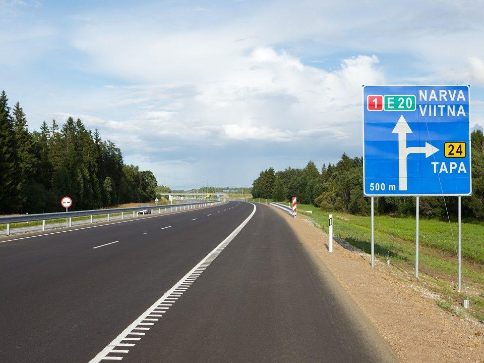 Россиянина выгнали из Эстонии за превышение скорости