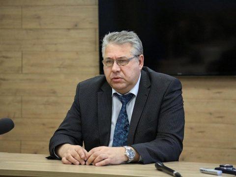 Владимир Кайсаров занял руководящий пост в Водоканале Каменска-Уральского