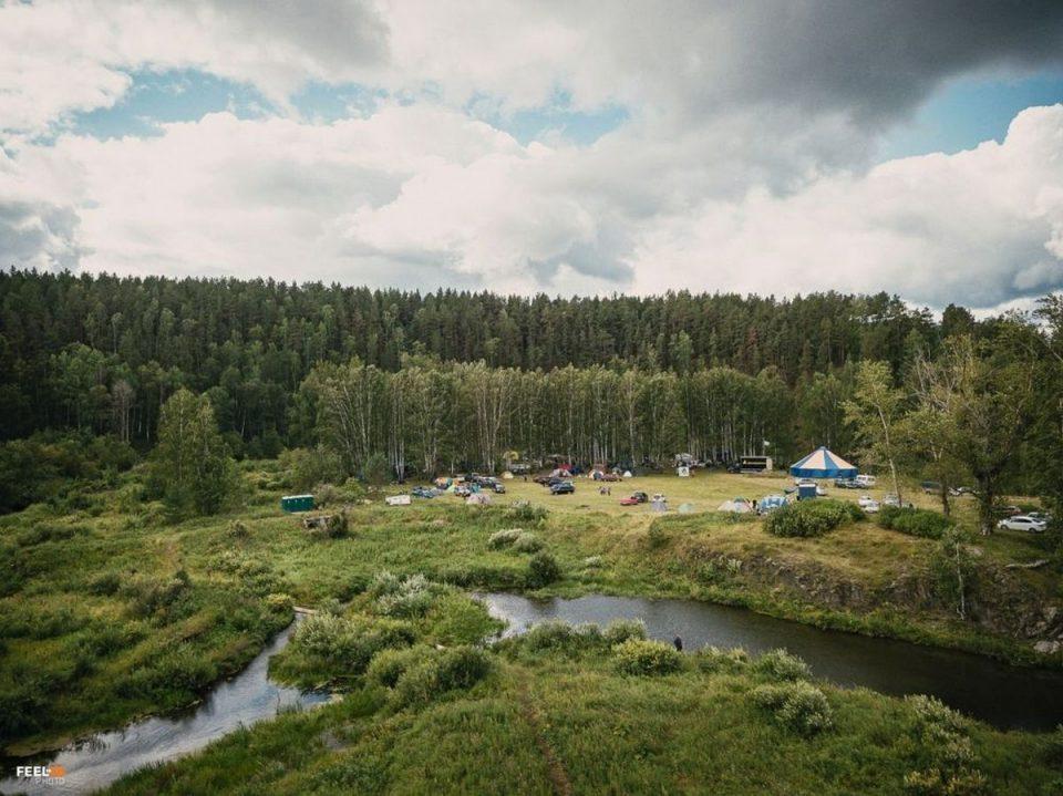 Фестиваль Зелёная карета пройдёт под Каменском в 30 раз