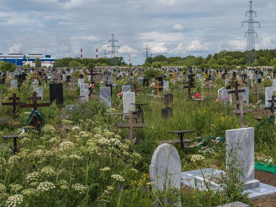 В Каменске-Уральском создадут интернет-портал городских кладбищ