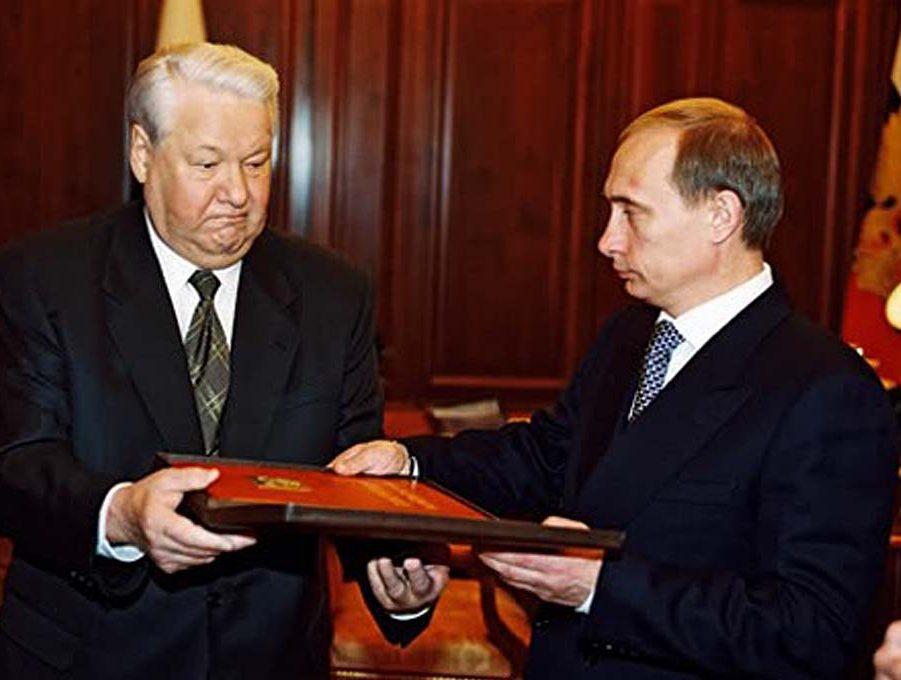 20 лет назад Борис Ельцин объявил своим преемником Владимира Путина