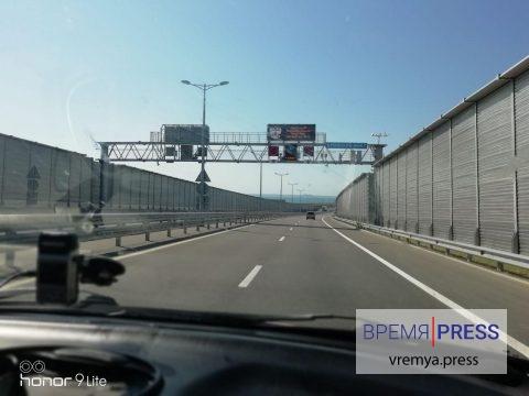 Крымский мост глазами очевидцев