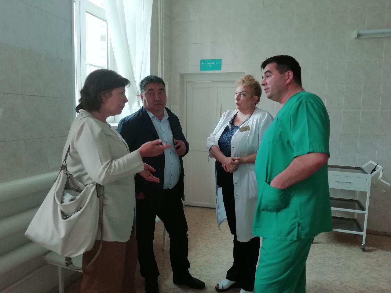 Нефрологический центр в Каменске-Уральском оснастят новейшим оборудованием