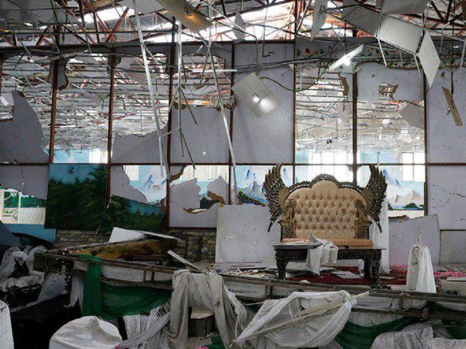 Террорист-смертник взорвался на свадьбе в Кабуле, погибли более 60 человек