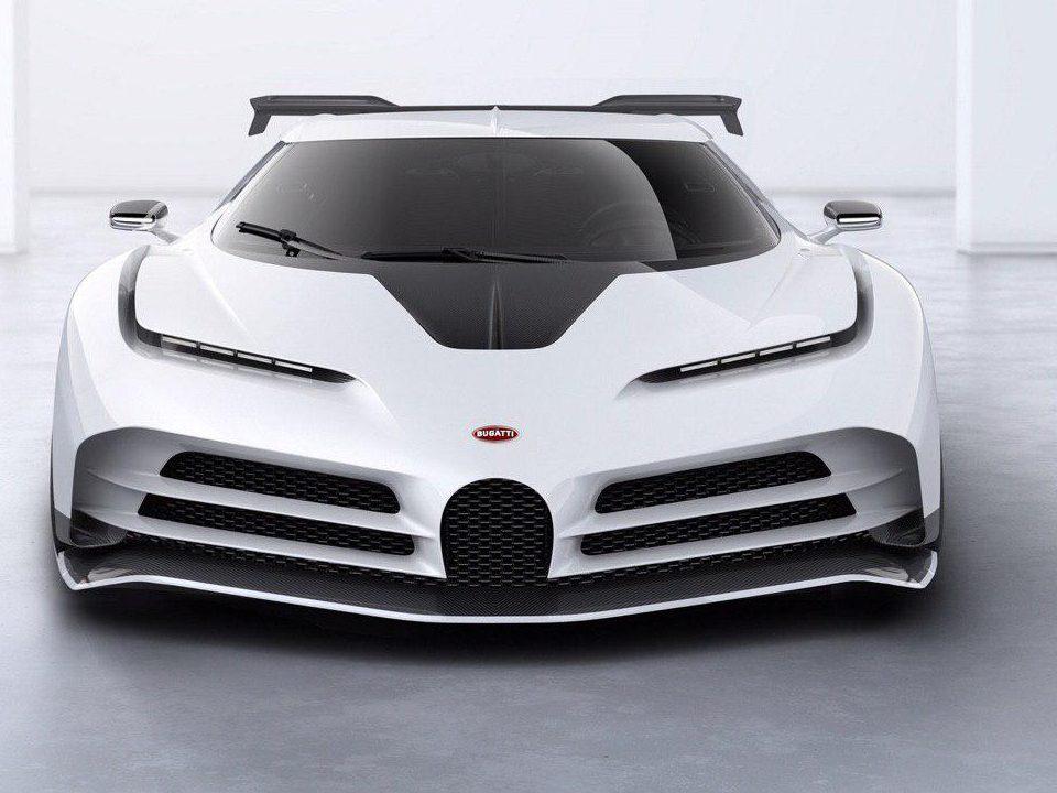 Новая модель Bugatti Centodieci будет выпущена к юбилею марки