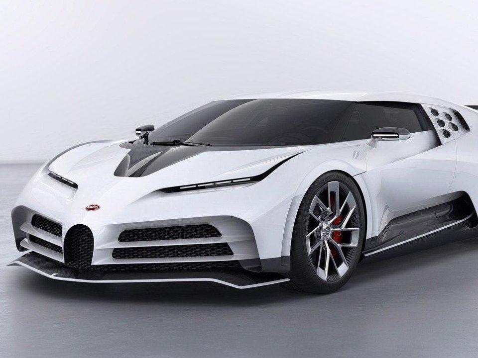 Новая модель Бугатти Centodieci будет выпущена к юбилею марки02
