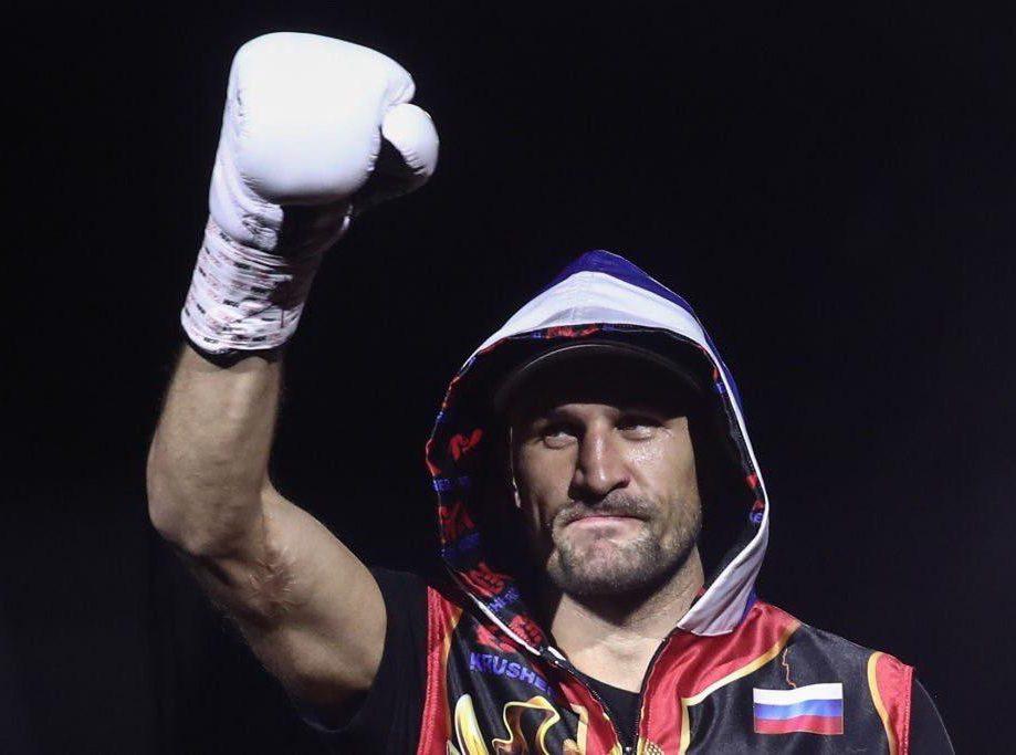 Челябинец Сергей Ковалев нокаутировал британца Энтони Ярда и подтвердил титул чемпиона