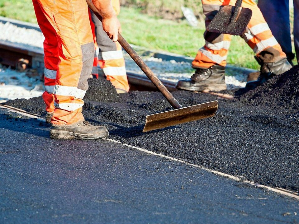 Областной бюджет выделил 55 миллионов рублей на ремонт дороги под Каменском