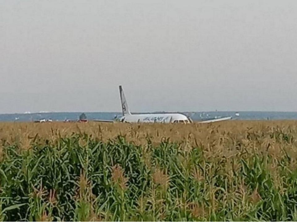 Второй пилот Георгий Мурзин рассказал, что произошло в полёте самолёта A321
