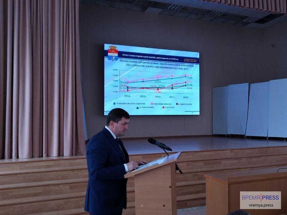Алексей Шмыков рассказал, сколько детей в Каменске-Уральском не ходят в детские сады
