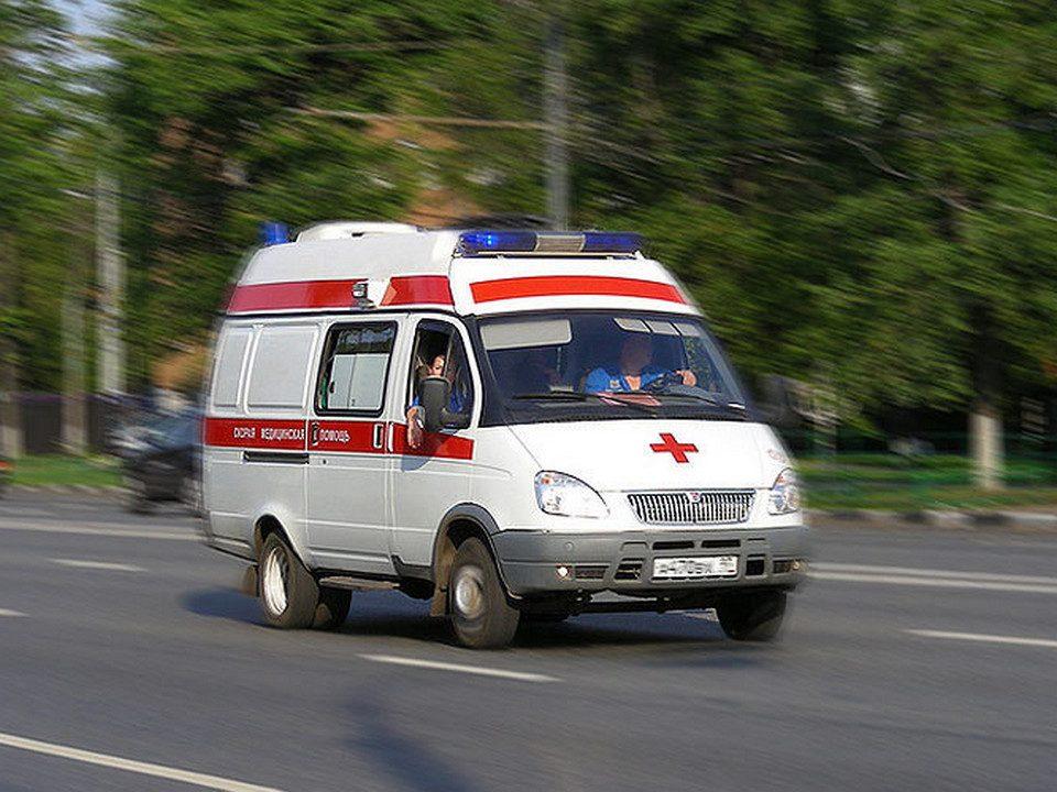Опубликовано видео с места ДТП под Самарой, где погибли три человека