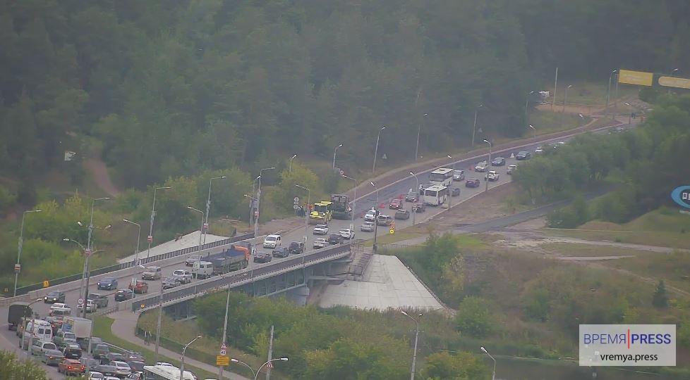 На том же месте в тот же час: авария на Байновском мосту