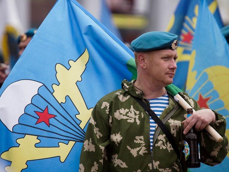 День ВДВ в Каменске-Уральском отметят концертом