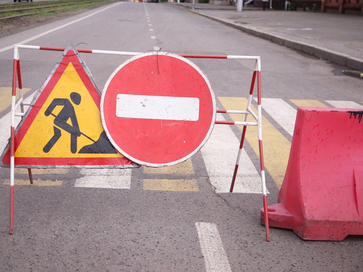 Движение по улице Кунавина ограничат до 6 августа