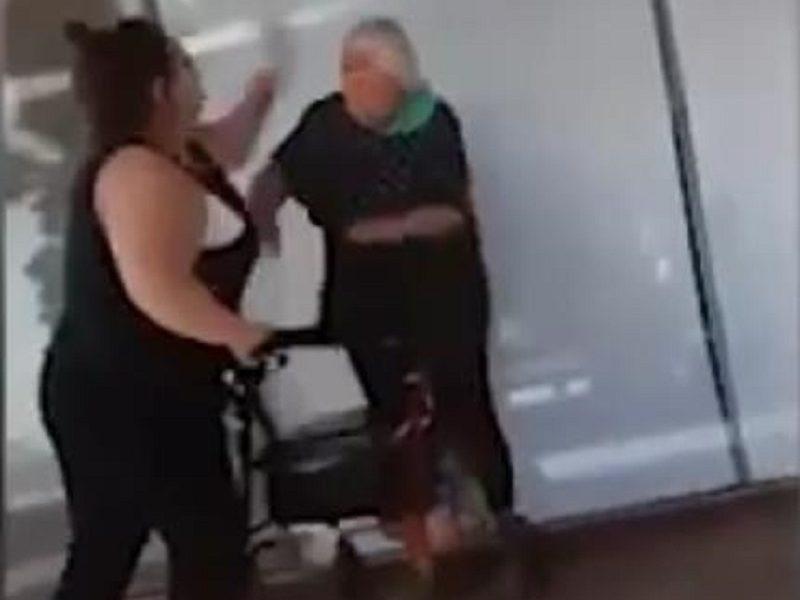 23-летняя австралийка избила 78-летнего инвалида, а теперь просит суд не раскрывать ее имя