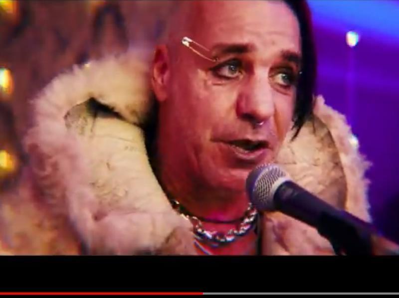 Солист Рамштайн Тилль Линдеманн снял новый клип в Казахстане