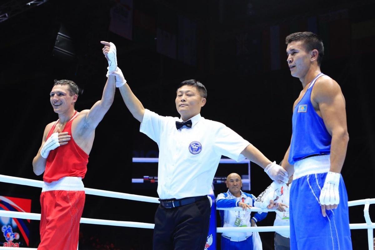 У россиян три золота на чемпионате мира по боксу