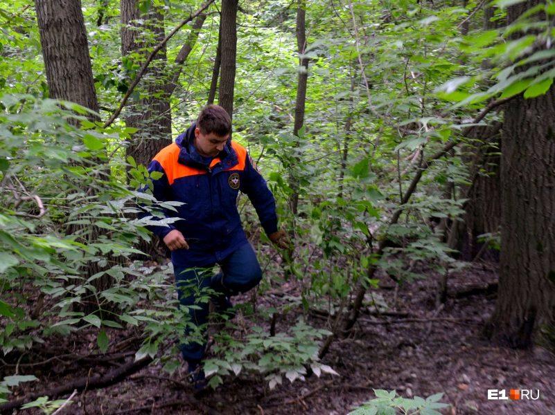 На Урале спасли женщину с ребенком, заблудившихся в лесу