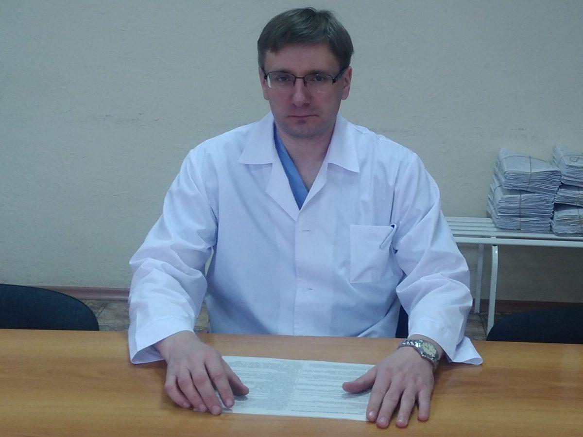 В Городскую больницу Каменска-Уральского приходят новые врачи