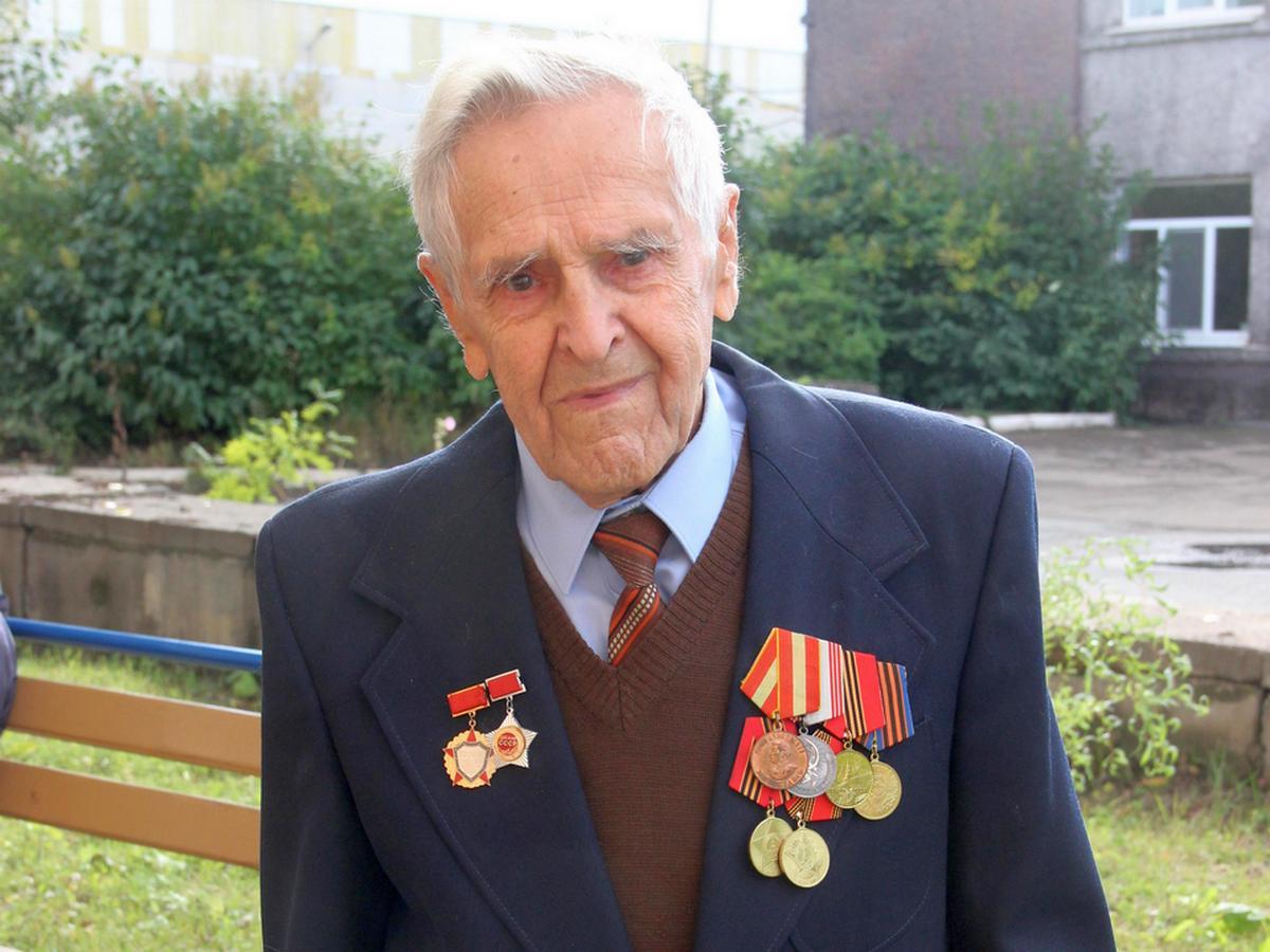 92-летний ветеран Иван Мосин вернулся в Каменск-Уральский