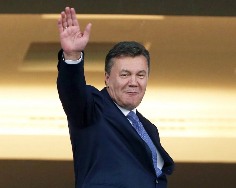 Европейский суд отменил санкции ЕС в отношении Виктора Януковича