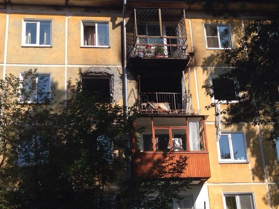 Взрыв прогремел в жилом доме Ангарска, есть пострадавшие