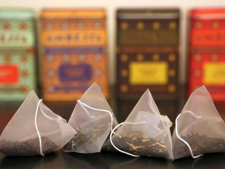 Канадские ученые рассказали о вреде чая в чайных пакетиках
